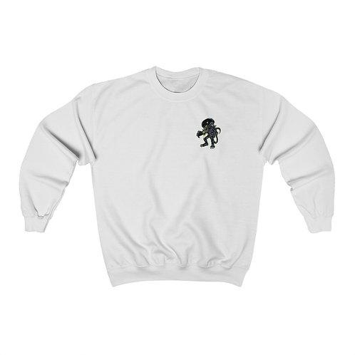 Aliens Unisex Heavy Blend™ Crewneck Sweatshirt
