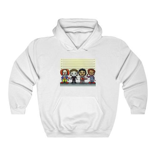 The Usual Suspects Unisex Heavy Blend™ Hooded Sweatshirt