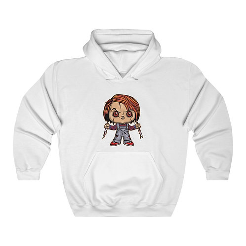 Chuckie Unisex Heavy Blend™ Hooded Sweatshirt
