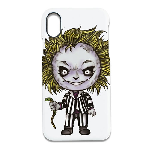 Beetlejuice iPhone Cover