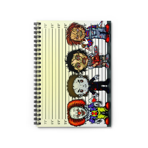 The Usual Suspects Notebook