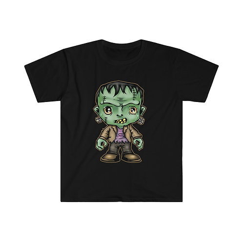 Frankenstein T-shirt (Dark Version)