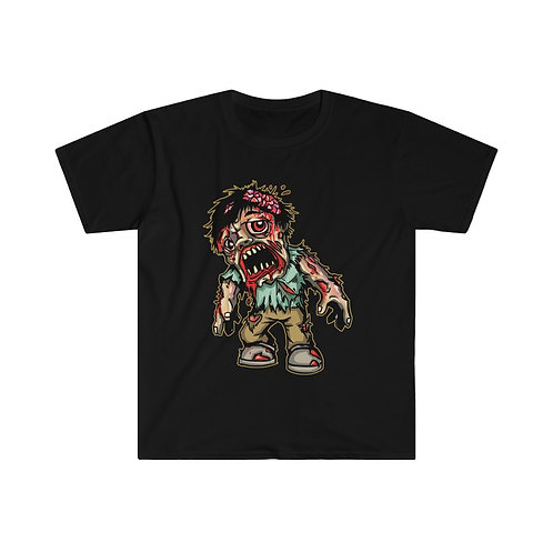Zombie T-shirt (Dark Version)