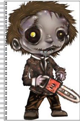 Leatherface Notebook
