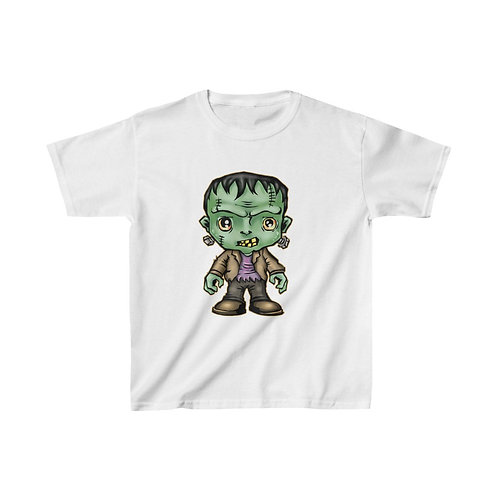 Frankenstein Kids Heavy Cotton™ Tee