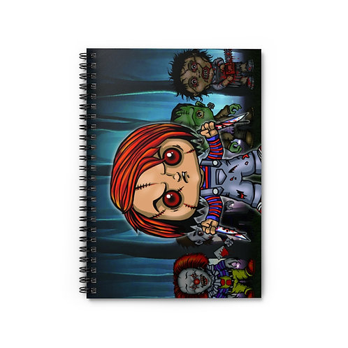 Chuckie & Friends Notebook
