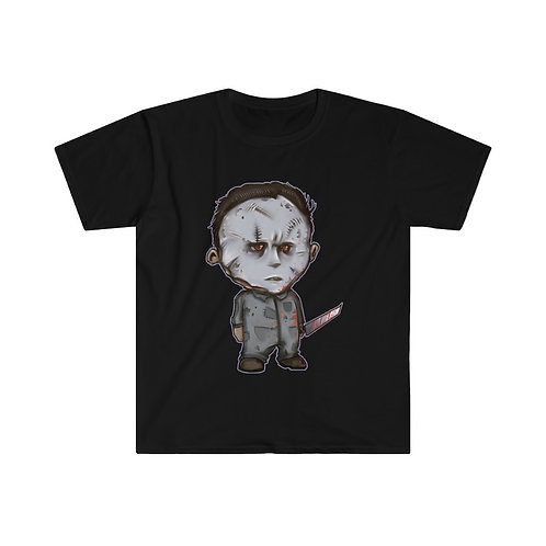 Michael Myers T-shirt (Dark Version)