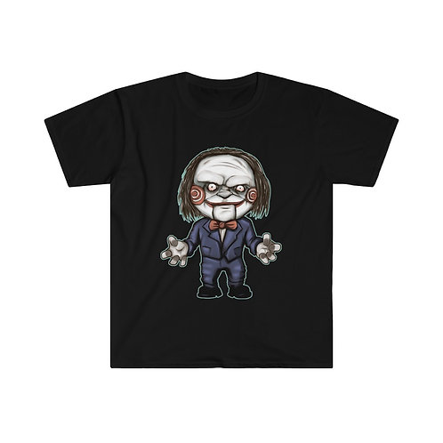Jigsaw T-shirt (Dark Version)