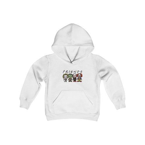 Friends Youth Heavy Blend Hooded Sweatshirt