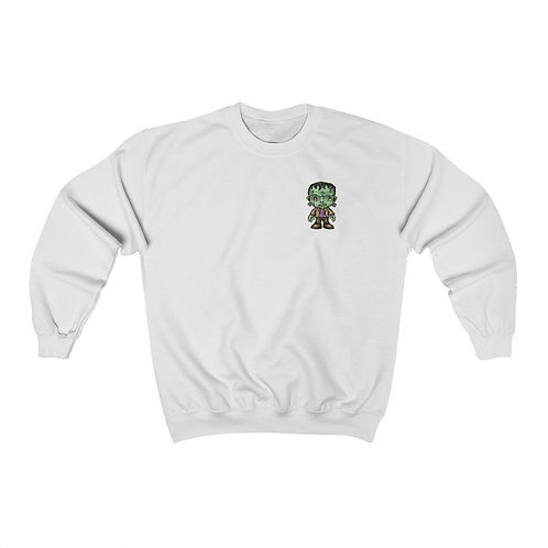Frankenstein Unisex Heavy Blend™ Crewneck Sweatshirt
