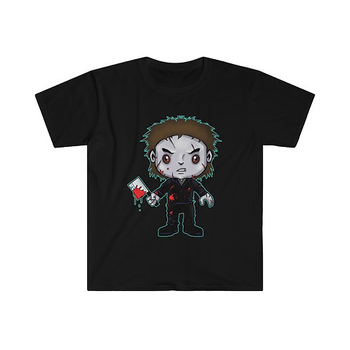 Michael Myers T-shirt (Dark Version)