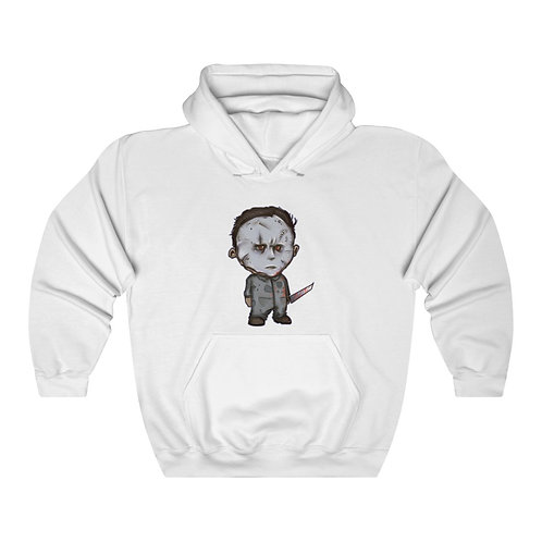 Michael Myers Unisex Heavy Blend™ Hooded Sweatshirt