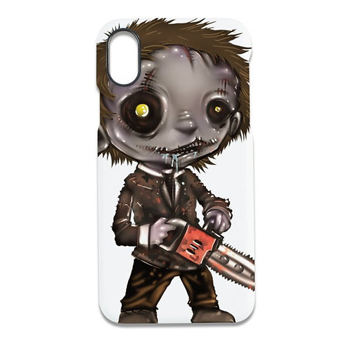 Leatherface iPhone Cover