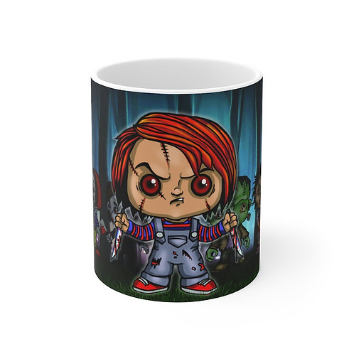 Chuckie & Friends Mug