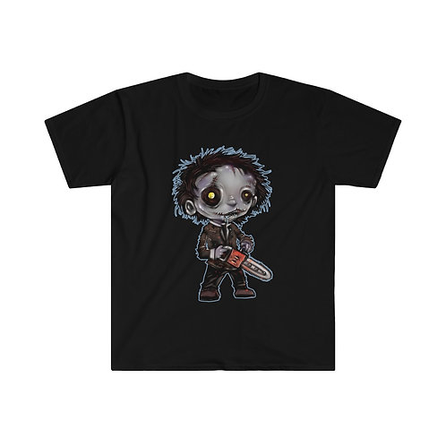 Leatherface T-shirt (Dark Version)