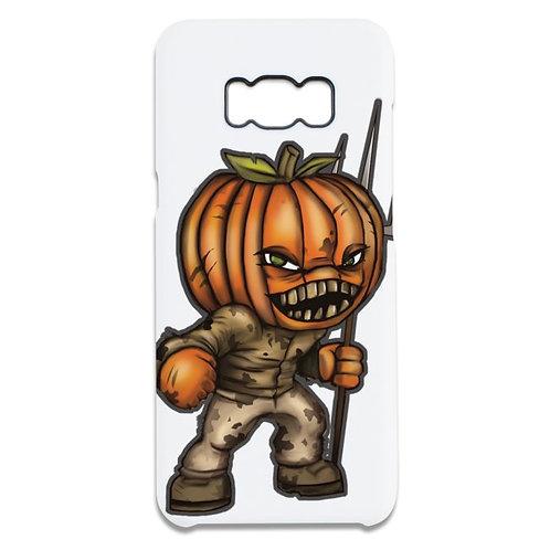 Pumpkin Head Samsung Phone Cover