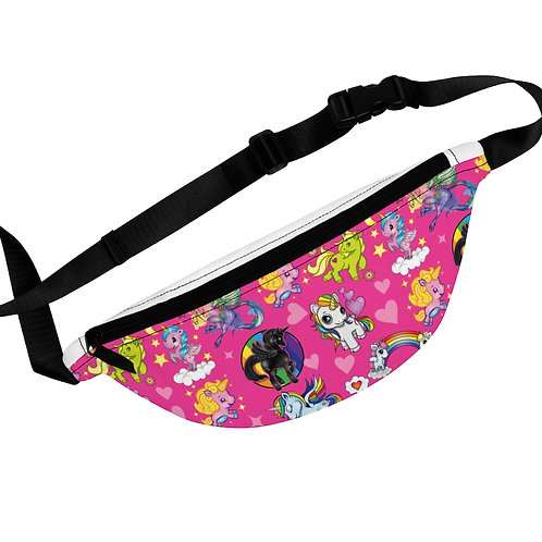 Unicorn Design Fanny Pack