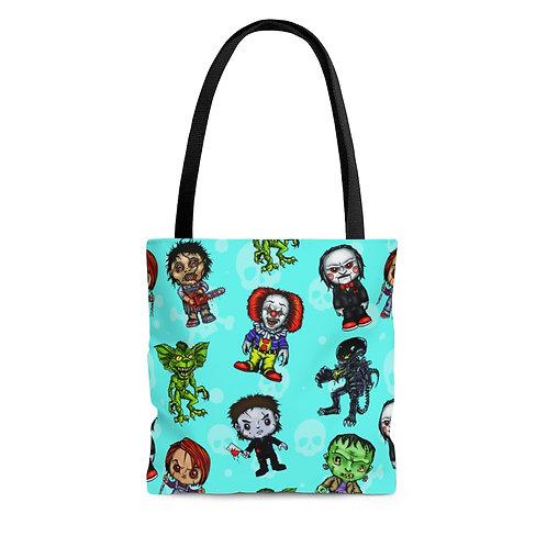 Chuckie & Friends Tote Bag
