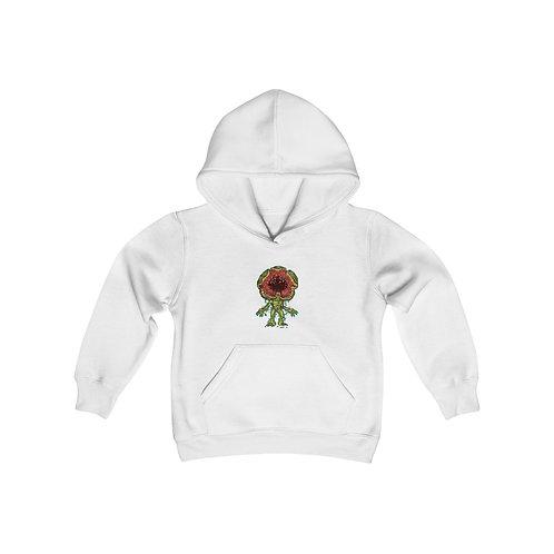 Stranger Things Youth Heavy Blend Hooded Sweatshirt