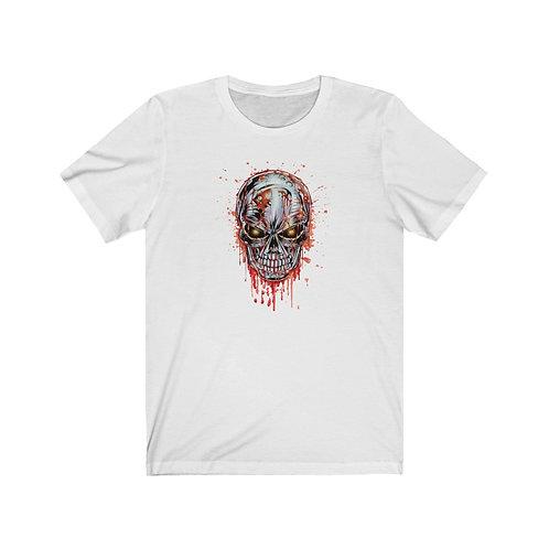 RoboSkull Unisex Short Sleeve Tee