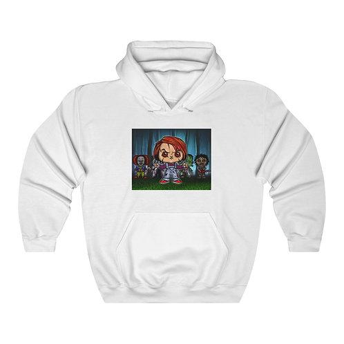 Chuckie & Friends Unisex Heavy Blend™ Hooded Sweatshirt
