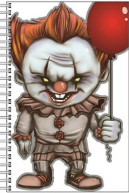 Pennywise2 Notebook
