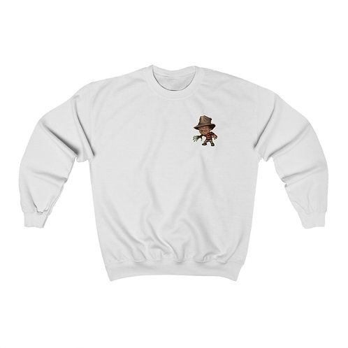 Freddy Kreuger Unisex Heavy Blend™ Crewneck Sweatshirt