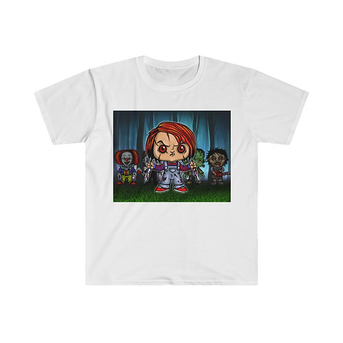 Chucky & Friends T-Shirt