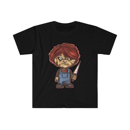 Chuckie T-shirt (Dark Version)