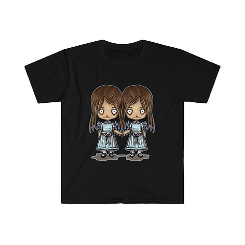 The Shining Twins T-shirt (Dark Version)