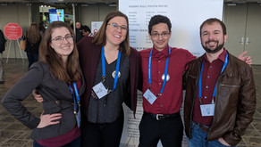 Biophysical Society Meeting 2019
