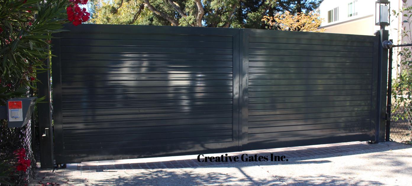 Privacy Gate # 9