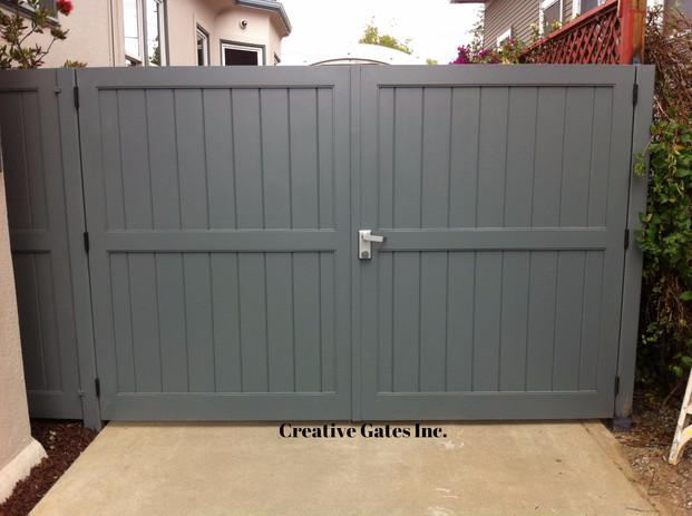 Privacy Gate # 19