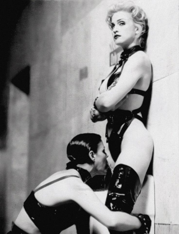 Madonna's erotica