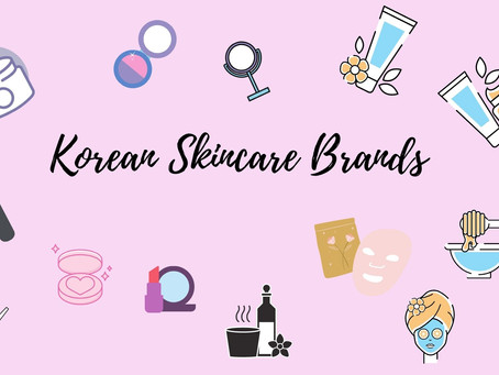 5 Best Korean Skincare Brands in India 2020