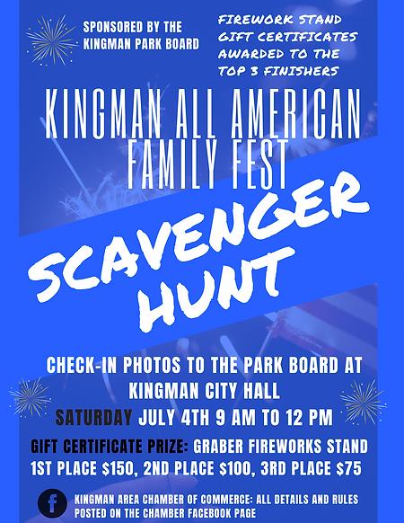 2020 4th of july scavenger hunt page1.pn