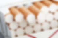 Cigarettes in Pack (shutterstock_1184241