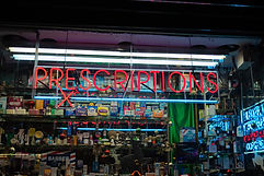 prescriptions-sign-on-a-drug-store-front