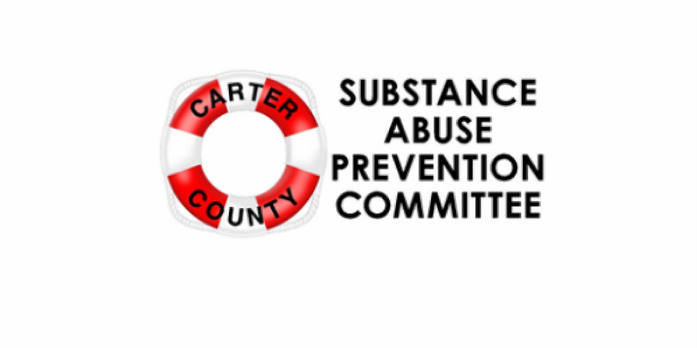 Carter County Substance Abuse Prevention Committee Meeting