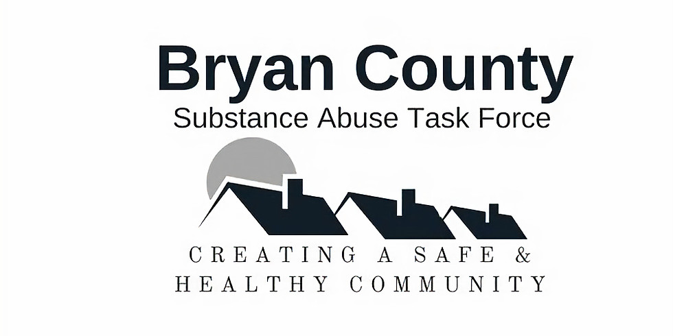 Bryan County Substance Abuse Task Force Meeting