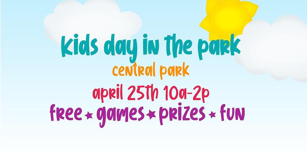 Kids Day in Park