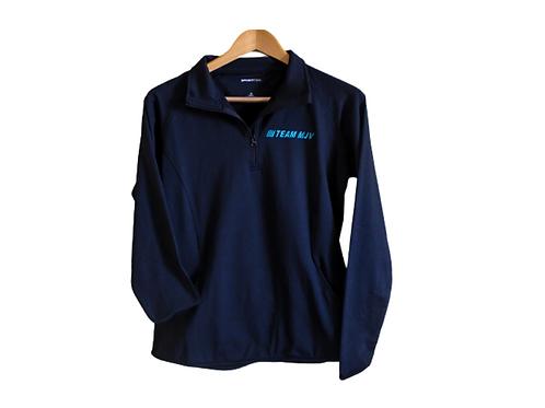 1/4 Zip Fleece Lined Pullover