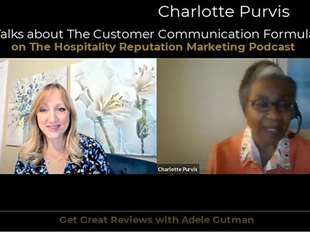 Charlotte Purvis: The Customer Communication Formula