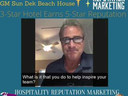 Interview With Lonny Wolfe, GM of the Sun Dek Beach House