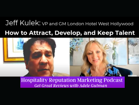 How to Attract, Develop, and Keep Great Hotel Talent
