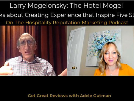 The Hotel Mogel - Creating Experiences that Inspire Five Stars