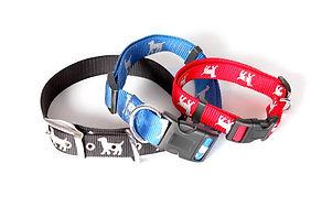 3 Dog Collars