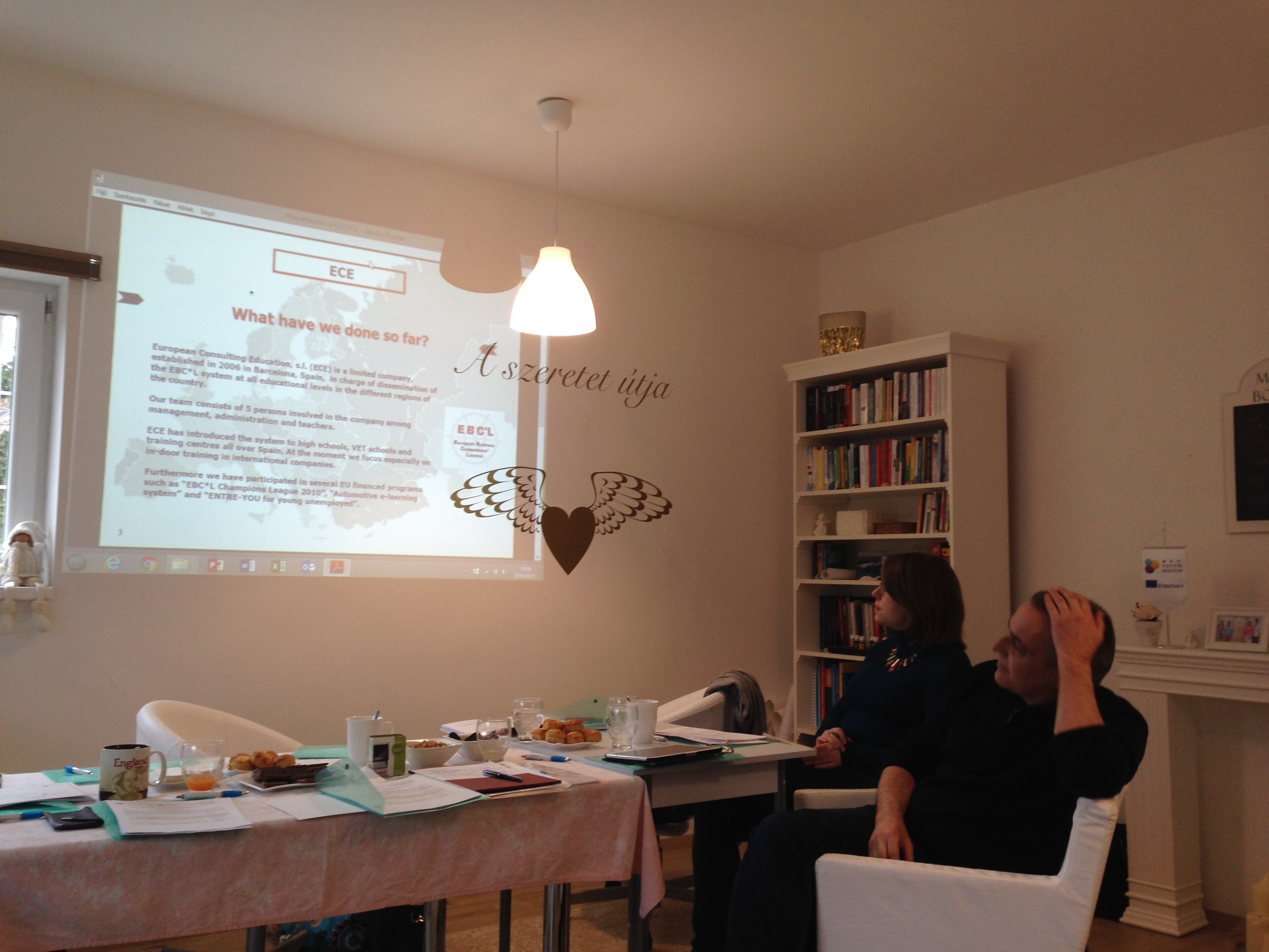"""Youth Mediator"" Kick-off meeting"