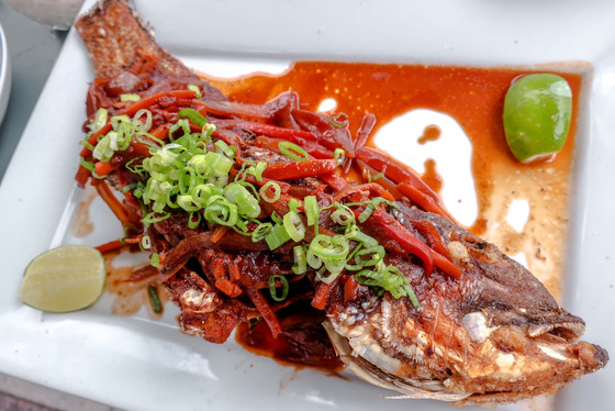 Bammy's: Navy Yard Newest Caribbean Restaurant