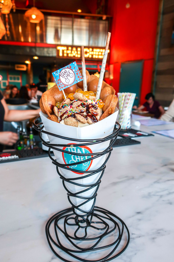 Thai Street Food Meets DC